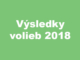 Výsledky volieb 2018